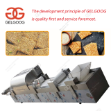 High Quality Fully Automatic Peanut Brittle Making Machine