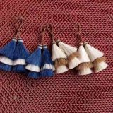 Braided Horsehair key chains