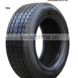 Mobile home trailer tire