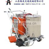 gasoline engine forward self-propelled thermoplastic road making machine for thermoplastic paint