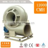 ZYF-6A FRP High-Pressure High Effectiveness PP Centrifugal Blower Fan 220V For Industrial Use With ISO &CE Cetification