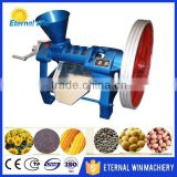 Rape seed oil press equipment / virgin coconut oil extraction machine