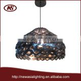 Acrylic glass pendent