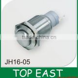 16mm momentary metal pushbutton switch Cheaper price