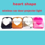 led magnetic induction car door projector lamp with sales promotion led light to advertising