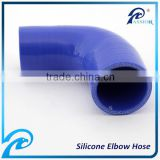 China wholesale 90 Degree 2 1/4 Inch Silicone Hose Elbow Reducer