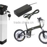 High capacity 36 volt lithium ion battery for electric bicycle / ebike battery pack 36v 10ah