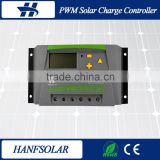 40amp small charge controller regulator 12v High Quality solar power equipment Good 24v charge controller CE RoHS