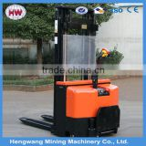 New full electric wheel stacker reclaimer