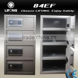 Integrated big bank biometic cheap hotel&home hotel digital safe deposit box cabinet or 4 doors