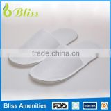 N35 Wholesale Good Non Woven White Disposable Hotel Slipper