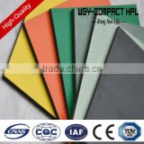 2014 new style white high pressure laminate sheet; HPL;compact hpl                                                                         Quality Choice