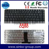 New US Keyboard for HP Compaq CQ50 G50 Series Laptop 486654-001