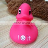 Floating Promotional PVC Rubber Duck