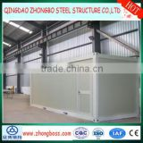 china light steel structure pre-made container house in south africa