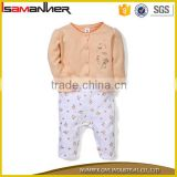 2 pcs custom jumpsuits set comfort color unisex adult baby clothes organic                                                                                                         Supplier's Choice