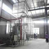 Lightweight structural insulated wall panels machine/fiber cement board production line / eps