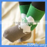 Hot autumn and winter socks Children socks thicker brushed cotton terry socks warm children's socks wholesale MHo-206