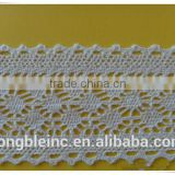 Manufacturer supply circular machines, thread woven lace for the decoration of clothing accessories