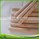 round mop rod and broom handle hot sell in GUIGANG factory