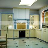 Rubber Wood Kitchen Furniture Kitchen Cabinet Wood Types in Guangdong