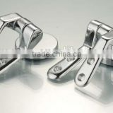 adjustable toilet seat hinge zinc alloy chrome hinge with high qualiy