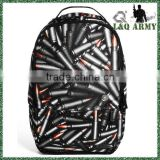 Military 'BULLET' Backpack Sublimation Backpack