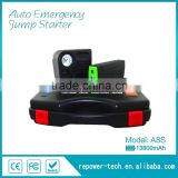 Jump Start Type and UN38.3,CE,ROHS,FCC,MSDS,RCM Certification auto car jump starter with air compressor