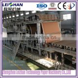 Test liner Kraft rolling paper making machine