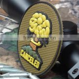 CANCELED 3D RUBBER PVC TACTICAL FALLOUT ARMY ISAF MORALE FULL COLOR PATCH