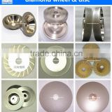 from china good quality agate grinding disc electroplated diamond grinding disc for agate