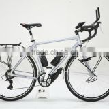 latest road bike bicycle with shimano brake