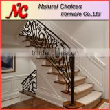 New design wrought iron railing /stair railing                                                                         Quality Choice