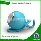 Waterproof Wireless Blue Tooth Speaker with Dustproof ShockProof Portable Outdoor Bluetooth Speaker