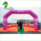 Top Quality Hot Selling PVC Advertising Inflatable Airtight Arch / Beautiful Color Inflatable Advertising Arch