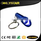 Onlystar GS-8088S factory wholesale 3 led keychain bottle opener with led light