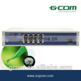 GCOM S2000B-P Series Ethernet Switch 12v made in China