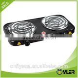 solid hot plate portable electric stove