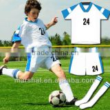 Kids soccer jerseys team soccer uniforms for kids,youth soccer jersey customize good quality football wear OEM