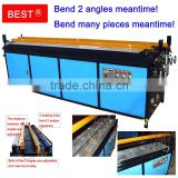 New Arrival Double Lines Automatic Acrylic Bending Machine 2400mm