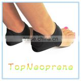 TopNeoprene Custom Logo Plantar Fasciitis Foot Sleeve Arch Support Medical Compression Ankle Sock