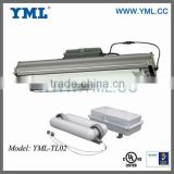 150w Electronic Ballast With Profile Aluminum Case High Power Factor and Long Lifespan Induction Lamp Tunnel Light