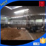 Farm cow dung drying machine/Organic fertilizers dryer henan                                                                         Quality Choice