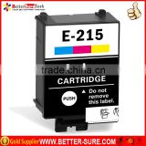 Quality T215 Color new compatible Epson T215 ink cartridge for Epson T215 with original same print effect