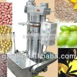 Factory price commercial coco bean oil press machinery on sale / electrical oil press machine