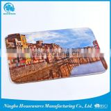 china supplier pvc memory foam floor memory bath mat