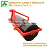 Tractor Implements 3 point land roller field roller lawn roler hot sale Soil conditioners