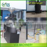 Good performance industrial coffee roasting machine/coffee bean roasting machine for sale