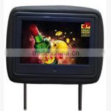9'' inch car cab taxi WIFI 3G LCD android monitor w/o headrest