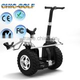 IO CHIC hot sale GOLF self balanced hoverboard with handle bar